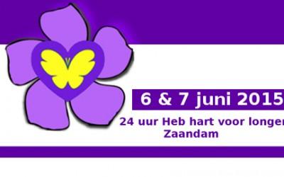 Heb hart voor longen 2015 – Zaandam